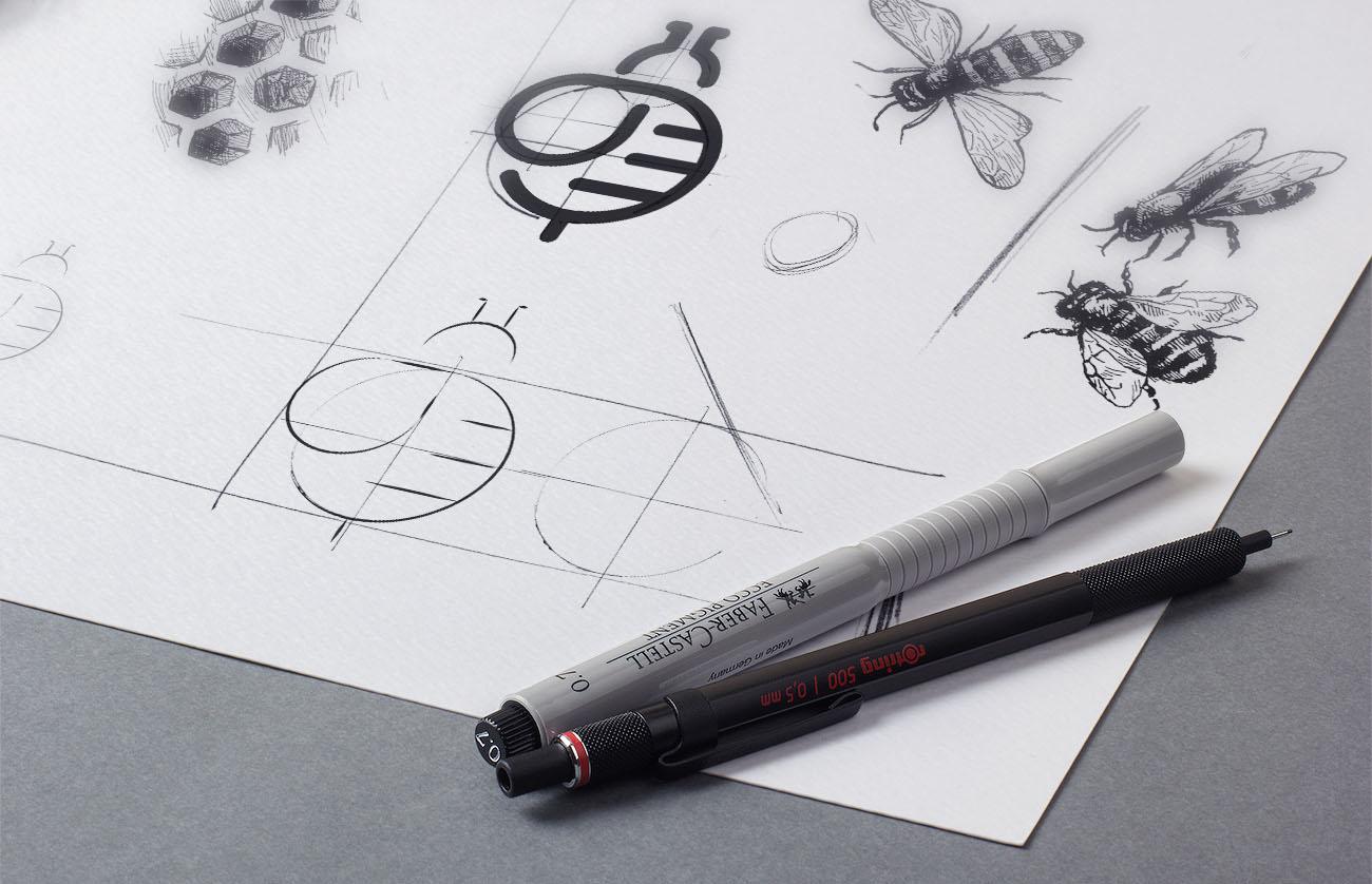 Honig Sketching2