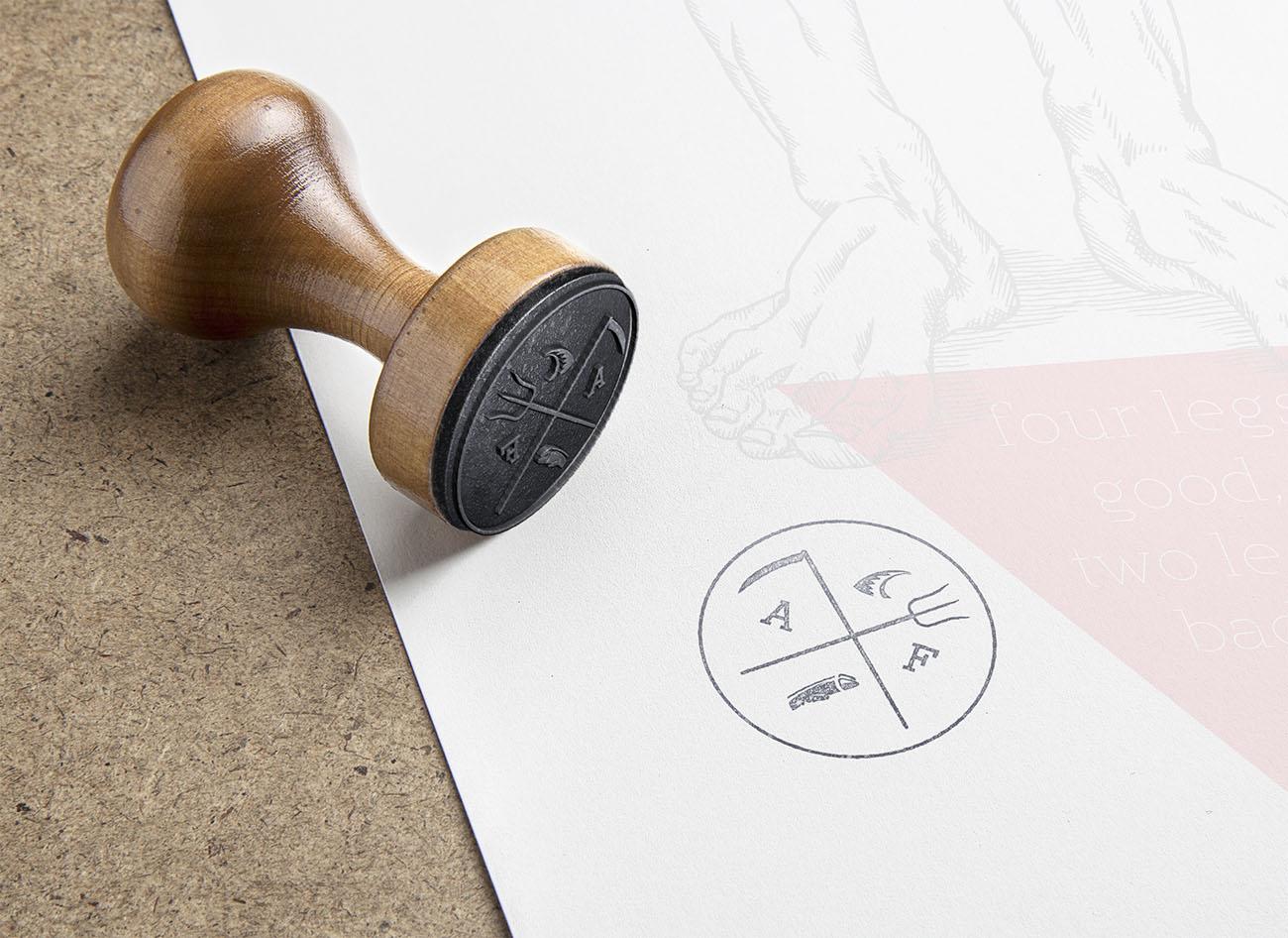 Rubber Stamp AF_kl